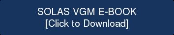 SOLAS VGM E-BOOK [Click to Download]