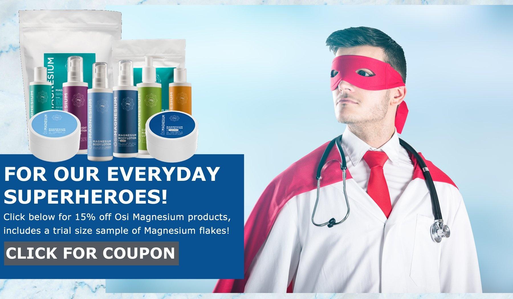 coronavirus front line heroes coupon
