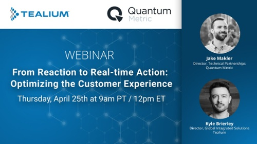 From Reaction to Real-Time Action Webinar