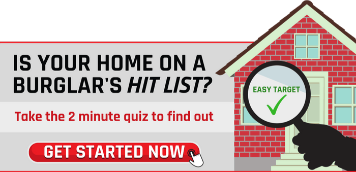 is your home on a burglar's hit list