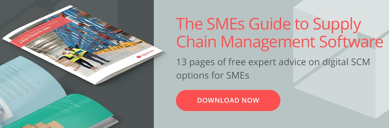 The SMEs Guide to Supply Chain Management Software - Download now