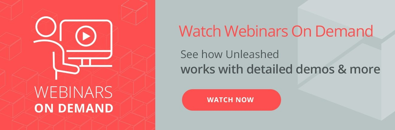 See how Unleashed works with detailed demos & more