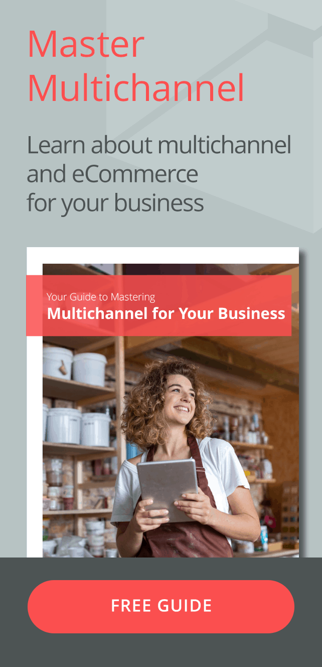 Learn about multichannel and eCommerce for your business. Download your ebook now.