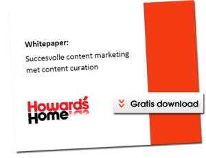 Download de whitepaper Succesvolle Content Marketing met Content Curation