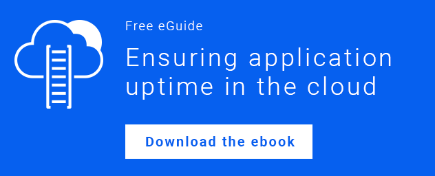 Ensuring application uptime in the cloud
