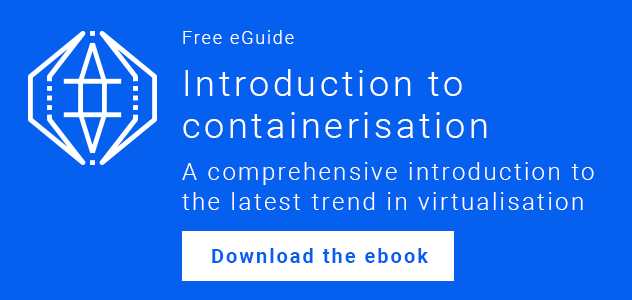 Introduction to containerisation