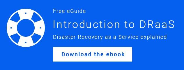 Download the ServerSpace Introduction to DRaaS Guide