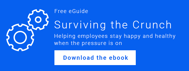 Download the ServerSpace Crunch Survival Guide