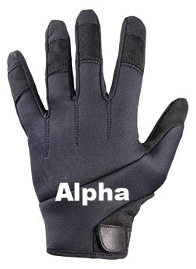 See the Alpha Gloves at the WebStore