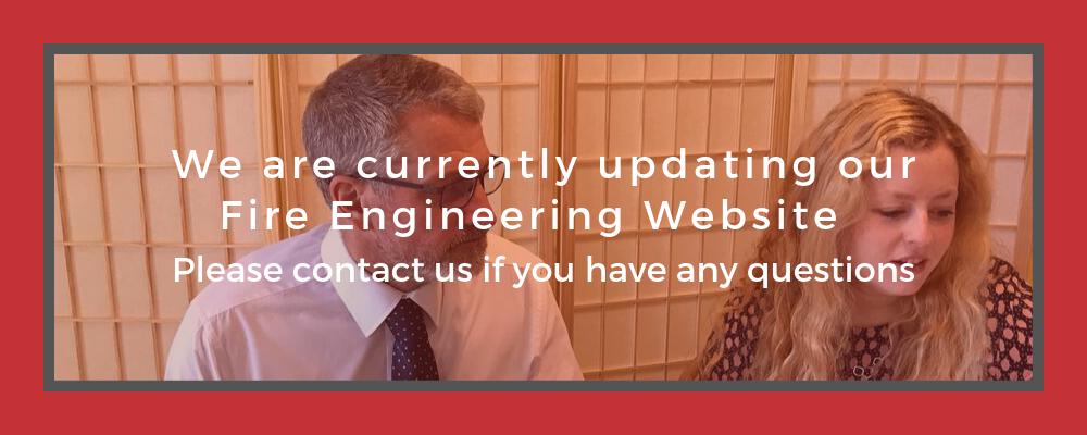 Fire Engineering Website Update