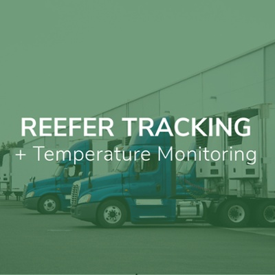 Reefer Tracking and Temperature Monitoring