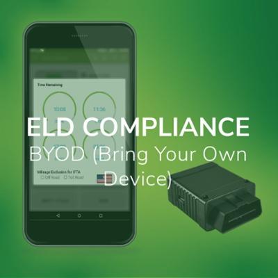 ELD Compliance: BYOD