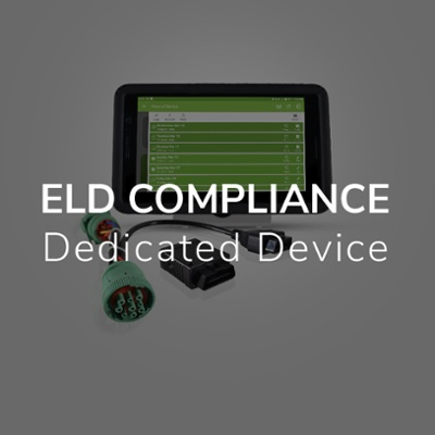 ELD Compliance: Dedicated Device