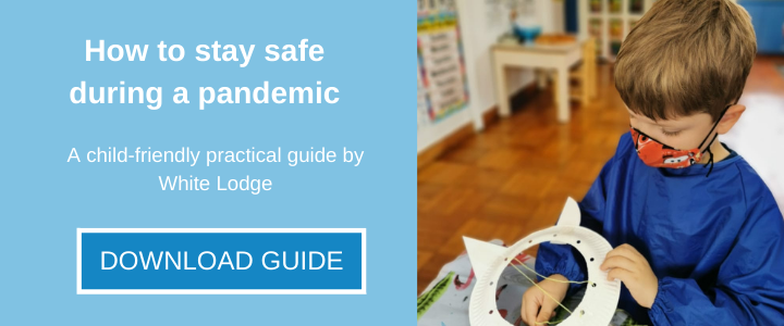 how to stay safe during a pandemic