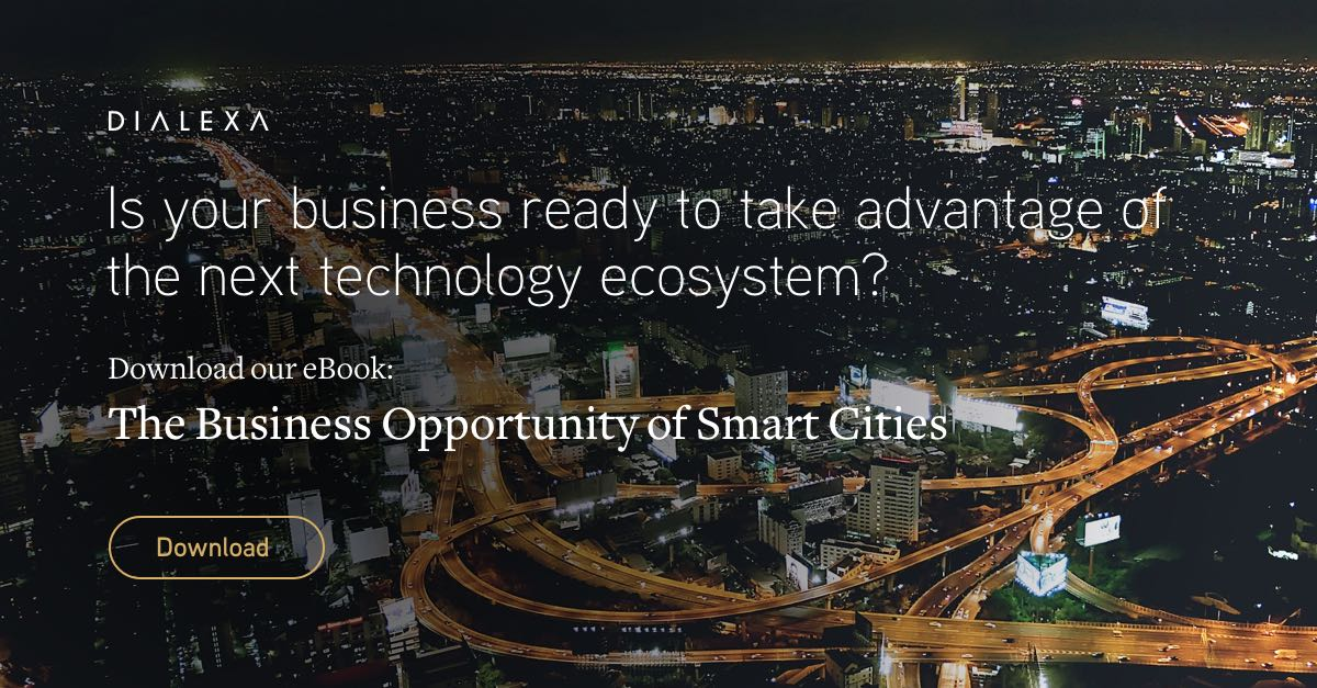 Smart Cities Innovation Business Outcomes CTA