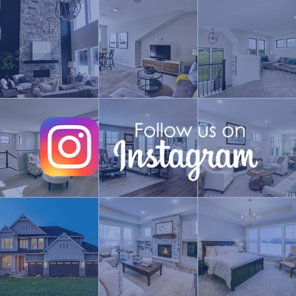Follow Creative Homes on Instagram