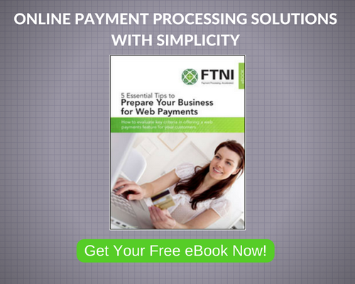 Online Payment Processing eBook Image | FTNI