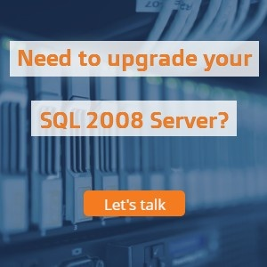 Need to upgrade your SQL 2008 Server?