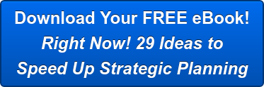 Download Your FREE eBook! Right Now! 29 Ideas to Speed Up Strategic Planning
