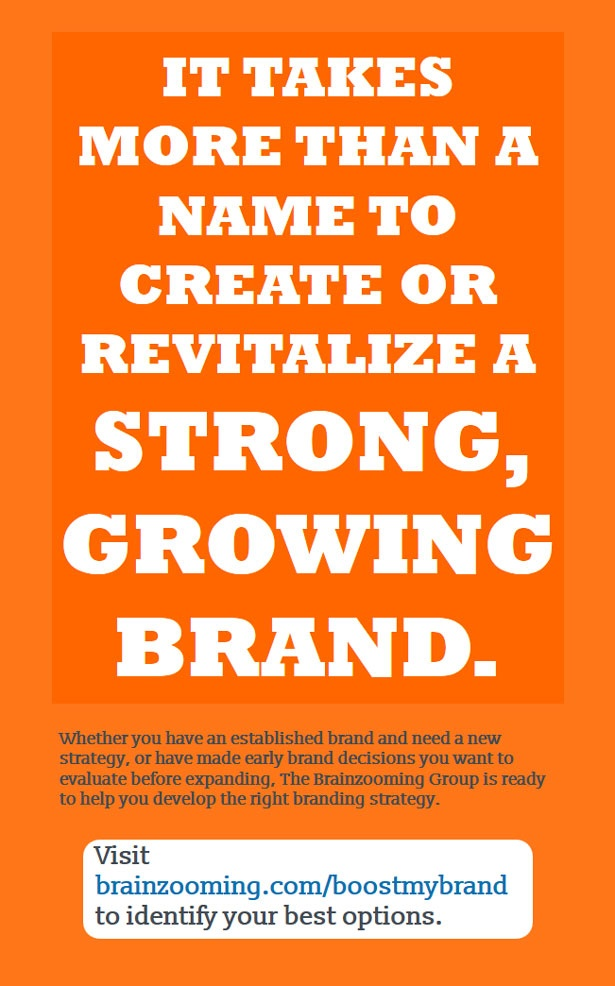 Boost Your Brand!