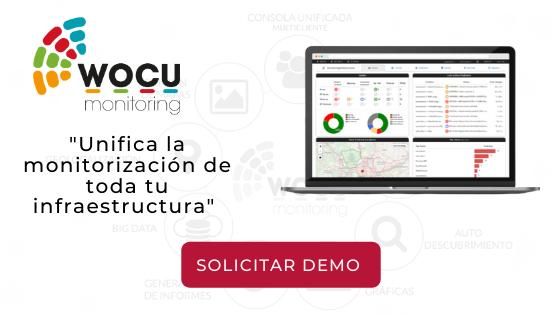 Monitorización de infraestructuras IP con WOCU