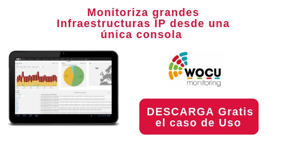 Monitorización con WOCU web