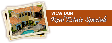View Our Real Estate Specials