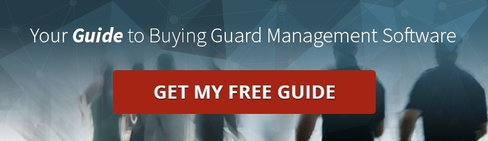 Your Guide to Security Guard Software