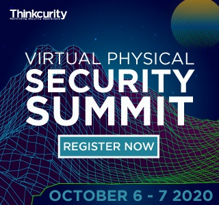 Virtual Physical Security Summit 2020