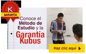 Método y Garantía Kubus Educación