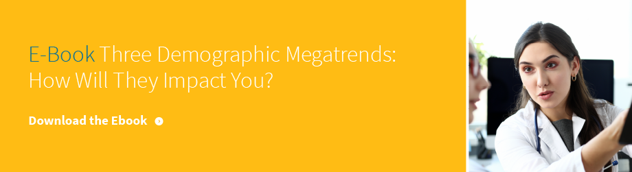 e-book three demographic megatrends