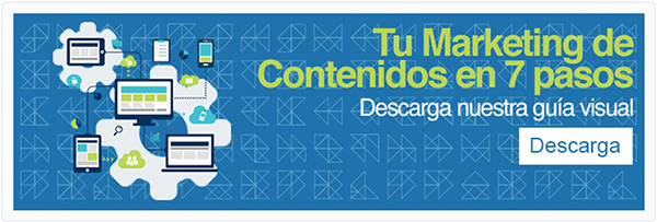 Tu Marketing de Contenidos en 7 pasos