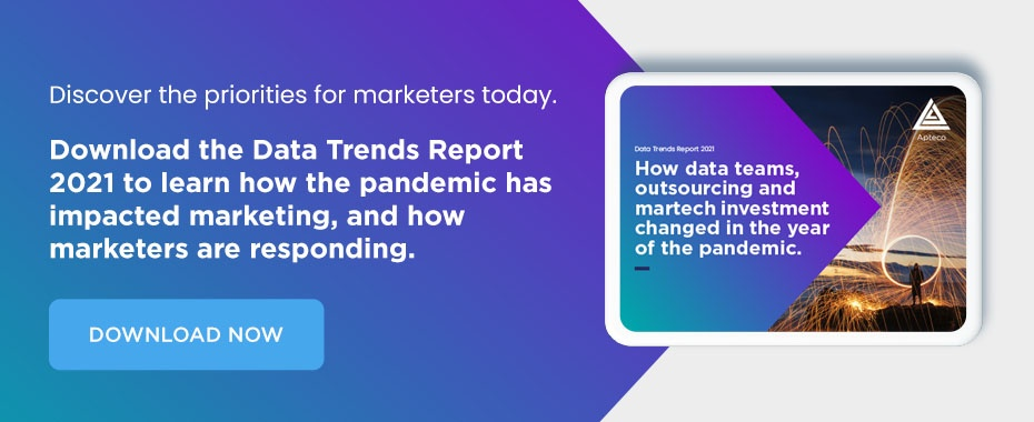 Download the Data Trends Report 2021