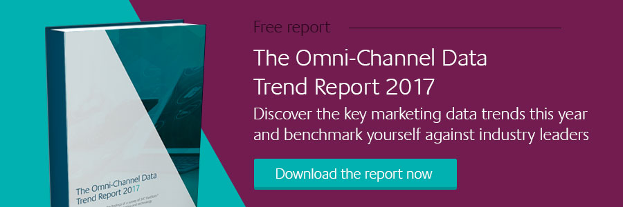 Omni-Channel Data CTA