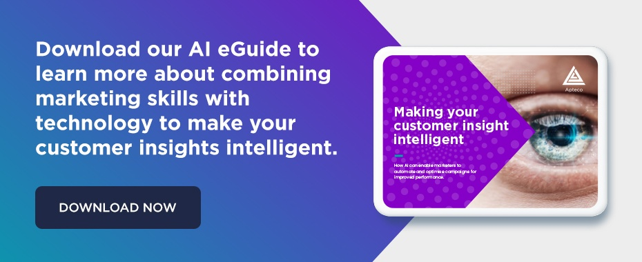 Download Making your customer insight intelligent