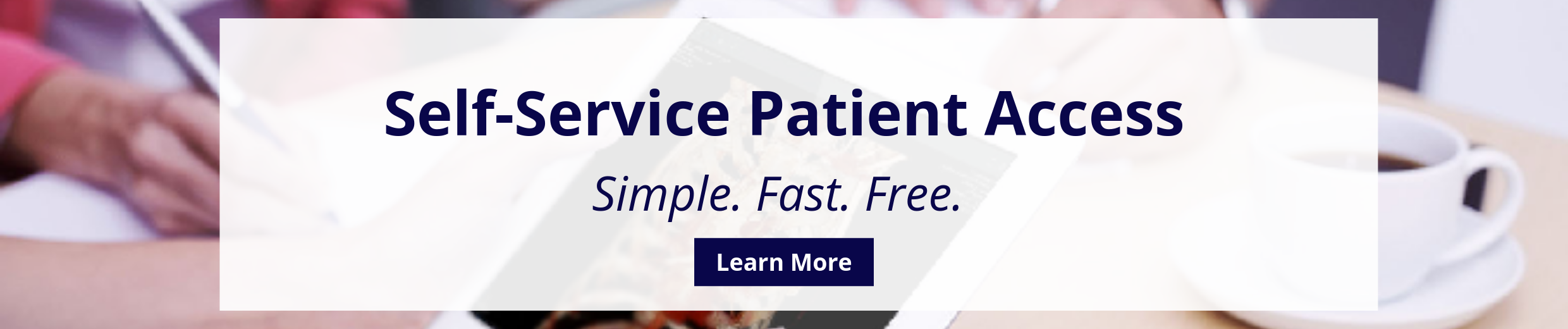 Patient Access to medical Images can be simple, fast and free for providers