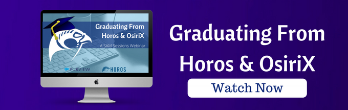 Webinar Sign Up - Graduating From Horos & OsiriX