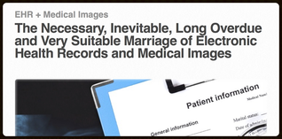 Integrate EHR and medical images