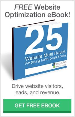 free website optimization ebook