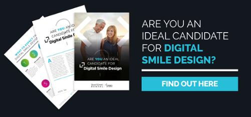 Candidate for Digital Smile Design