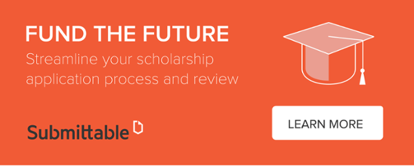streamline your scholarship application process and review