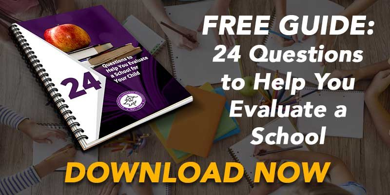 24 Questions to help evaluate a school