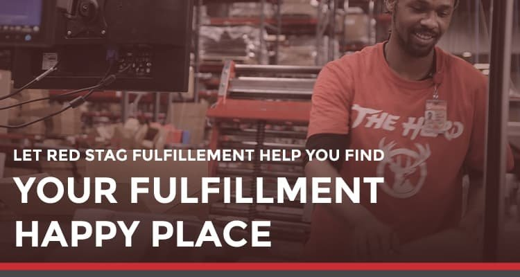 Partner with Red Stag Fulfillment for your eCommerce fulfillment