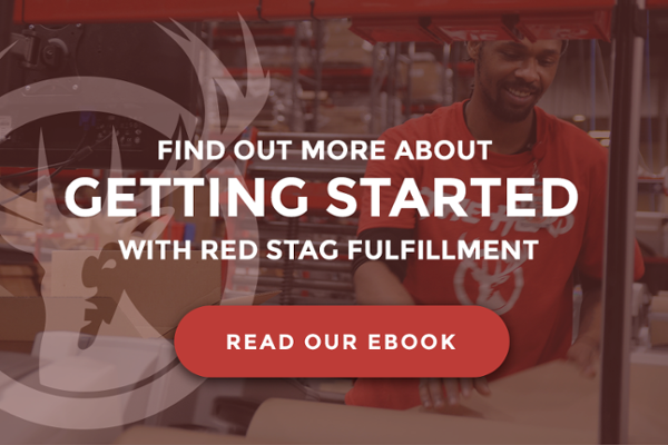 Let Red Stag help you with eCommerce fulfillment