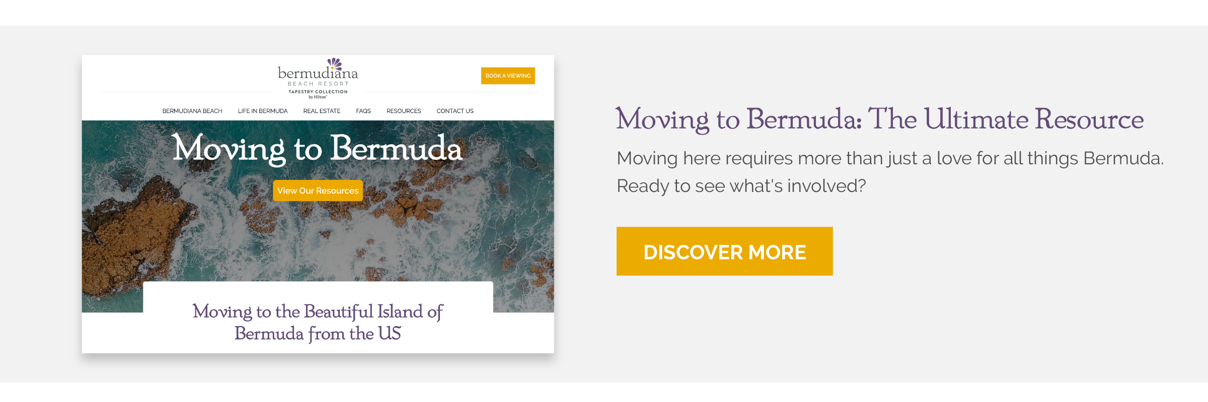 Moving to Bermuda -Everything you need to know