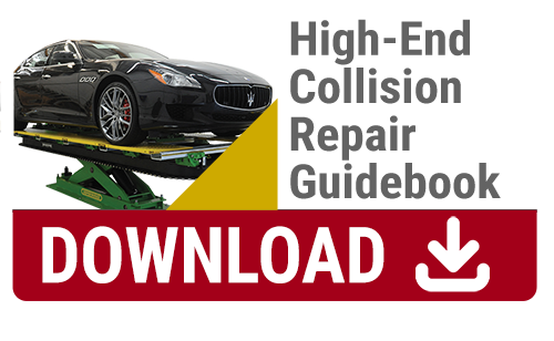 high end collision repair guidebook