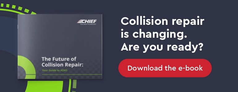 download the free ebook about ADAS repairs