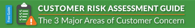 Read our Customer Risk Assessment Guide