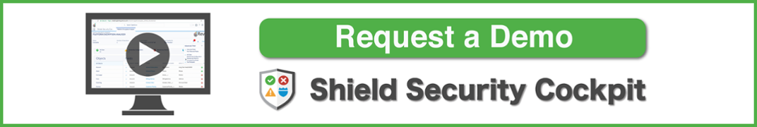 Request a Demo - Shield Security Cockpit