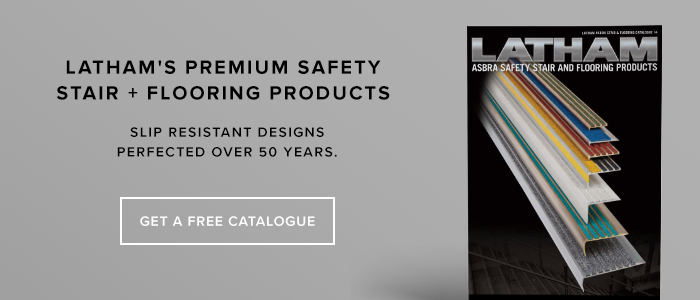 Latham Asbra Safety Stair and Flooring Products Catalogue